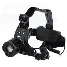 XML T6 3 Modes Waterproof LED Headlamp For Outdoor Cycling