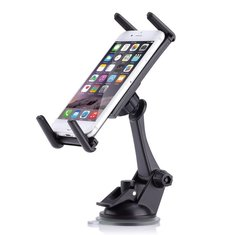 Universal Phone Tablet Car Stand Holder For iPhone Samsung Huawei Xiaomi iPad Mini 1 2 3 4