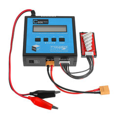 PG C606 60W 6A Lipo Battery Balance Charger Support 4.35-4.40V LiHV