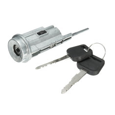Ignition Lock Cylinder Assembly with Two Keys For Toyota Camry Solara Avalon
