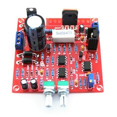 Original Hiland 0-30V 2mA - 3A Adjustable DC Regulated Power Supply DIY Kit