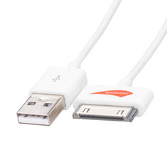 Original Yellowknife 30Pin USB Charger Sync Cable For iPhone 4 4S iPad 1 2 3