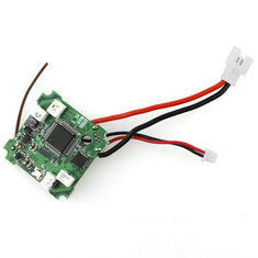 Micro F3 Flight Controller Board Buited In DSM / FLYSKY / FRSKY Receiver For Eachine E010S