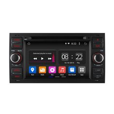 Ownice C180 OL7295 Car DVD Player GPS Navigation Audio 2 DIN 2G RAM 1024X600 Quad Core WiFi Canbus Android