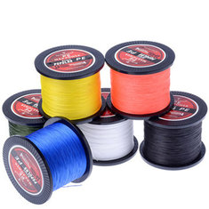 1000M SeaKnight Tri-Poseidon Series Braid Wire PE Braided Fishing Line Braided Line 8-60LB