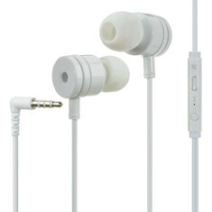 Mosidun M21 3.5mm In-ear Hands Free Earphone With Mic For Cell Phone