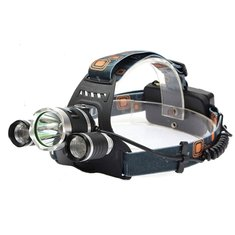 XM-L T6 LED Rechargeable Headlamp Headlight Torch