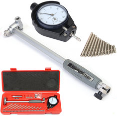 50-160MM 0.01MM Indicator Inner Diameter Dial Bore Gauge