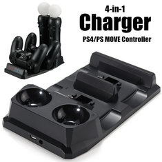 Charger 4 In 1 Controller Charger
