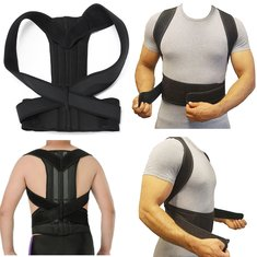 Medical hygiene and Posture Corrector Double