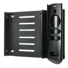 TV Mount Holder Kit Wall Mounting System Bracket with Remote Case