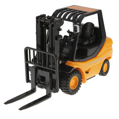 Mini RC Toy Forklift Radio Remote Control Truck Car