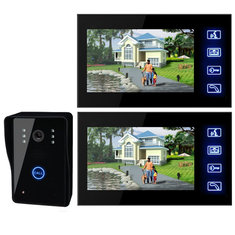ENNIO SY806MJ12 7 Inch TFT Video Door Phone Night Version Camera