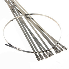 45cm Self Locking Cable Ties for Exhaust Pipe Insulation Tape