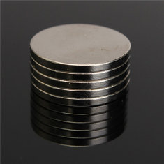 5pcs N50 Strong Round Disc Magnets 20mm x 2mm Rare Earth Neodymium Magnets