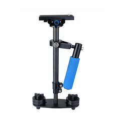S60 Carbon Fiber Handheld Stabilizer Steadicam With Bag For Camcorder Camera Video DV DSLR