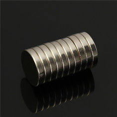 10pcs N50 Strong Round Magnets 10mm x 2mm Rare Earth Neodymium Magnets
