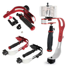 1.5kg Handheld Video Stabilizer With Gopro Adapter For Canon Nikon Gopro SJCAM Phone DSLR Camera
