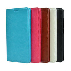 Flip PU Leather Protective Stand Case Cover for MEIZU MX5