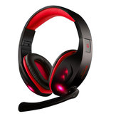 SOUYO IN968 7.1 virtual LED USB Gaming Headphone Headset with Mic