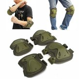 Tactical Knee Pads Elbow Protection Electric Unicycle Practice Gear Skate Guard Pad