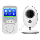 Original Wireless Baby Monitors 2.4GHz Color LCD Audio Talk Night Vision Video Temperature Music Player