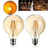 Original 4W G95 E27/B22 Vintage Retro Industrial LED COB Edison Filament Incandescent Light Bulb