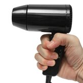 Foldable 12V 216W Hair Blow Dryer Heat Blower Hot & Cold Wind Carvan Travel Camping