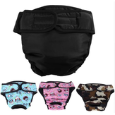 Original Dog Diaper Physiological Pet Pants Washable Female Dog Shorts Panties Menstruation Underwear