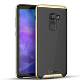 Original iPaky Slim Anti Fingerprint PC & TPU Protective Case For Samsung Galaxy A8 2018