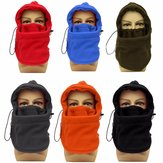 Unisex Adjustable Motorcycle Outdoor Winter Riding Windproof Neck Face Mask Hat Cap