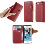 Original PU Leather Card-slot Wallet Hand Lanyard Case for iPhone 5/5s/SE