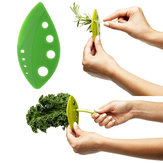 Kitchen Loose Leaf Leafy Kale Herb Brassica Napus Rosemary  Stripper Cooking Tools Accessories