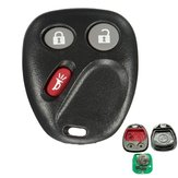 3 Button Remote Electronics key Keyless Entry Fob Control For GM 21997127 LHJ011