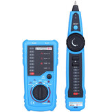 BSIDE FWT11 RJ11 RJ45 Wire Tracker Tracer Telephone Ethernet LAN Network Cable Continuity Tester Detector