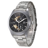 Gucamel GT08 Fashion Stainless Steel Band Mechanical Men Watch