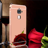 Bakeey Luxury Plating Frame Mirror Back Case For LeTV LeEco Le Max 2