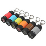 0.3W Pocket USB Rechargeable LED Keychain Mini Torch