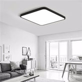 Original 30W Modern Dimming LED Ceiling Lights Surface Mount Lamp with Remote Control for Bedroom Bar