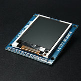 2Pcs 1.8 Inch Serial SPI TFT LCD Display Module For Arduino