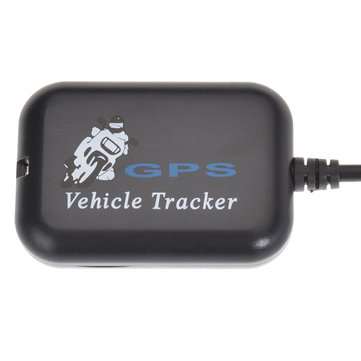 TX-5 Car GSM Vehicle Tracker Alarm System LBS+SMS/GPRS Upgrades