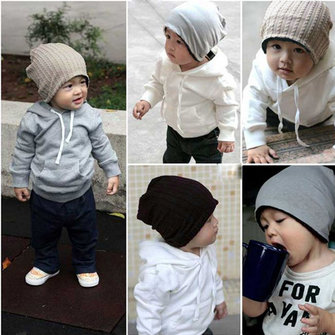 Children 2014 Autumn Fashion Kids Caps Winter Baby Unisex Hat