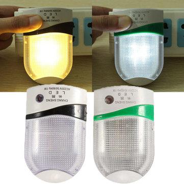 التلقائي الصمام ليلة الخفيفة المكونات في سلامة توفير الطاقة الاستشعار مصباح 220 فولت