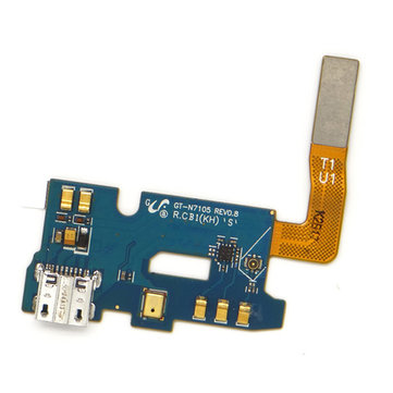 Tail Runs Plug Interface Dock Connector For Samsung NOTE 2 N7105