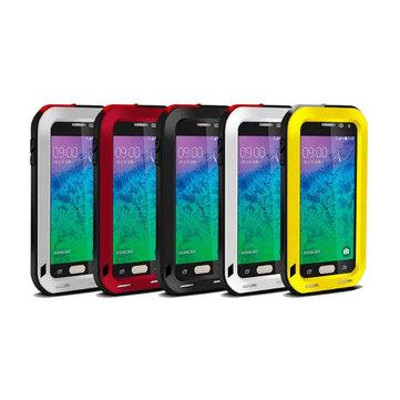 Darbeye Dayanıklı Alüminyum Alaşımlı Kılıf Samsung Galaxy Alpha G850 için
