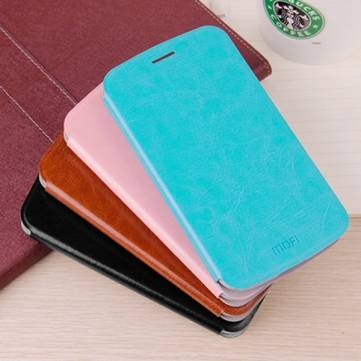 Mofi PU Leather Case For Samsung Grand Duos i9118 i9060 i9082