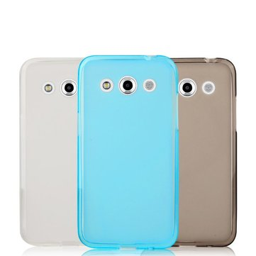 Protective Bright Soft TPU Pudding Back Case For Samsung G5108Q