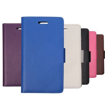 PU Leather Case+ Hard Back Case Cover For Sony Xperia Z3 Mini