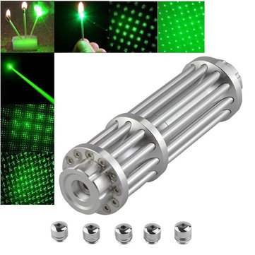 U'King ZQ-12L 532nm Green Light Power