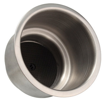 Stainless Steel Cup Drink Holder For Marine Boat RV Camper Car Truck